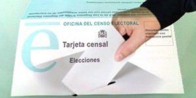 Se puede consultar el censo y revisar sus datos hasta el 9 de noviembre.