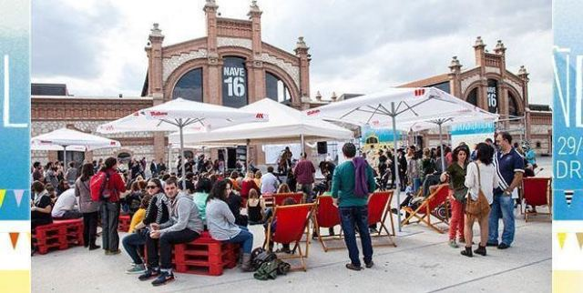 Matadero plaza