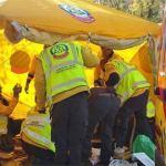 Muere un joven atropellado en Moratalaz