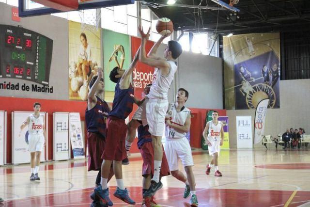 Torneo baloncesto leucemia