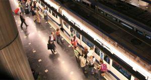Refuerzos metro