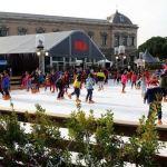 Navidades sobre hielo en Colón