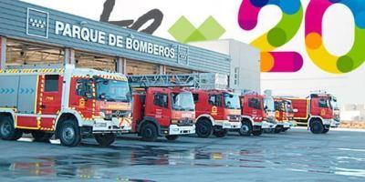 Usuarios del Abono Joven compartirán cocina con los bomberos.