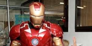 Ironman en Hospital Getafe
