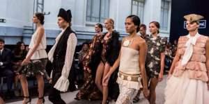 MFShow llena de moda la plaza de Colón