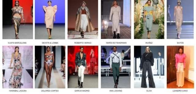 madrid fashion week mercedes benz