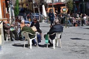Plaza de Chueca. Foto: Rocío Trancón