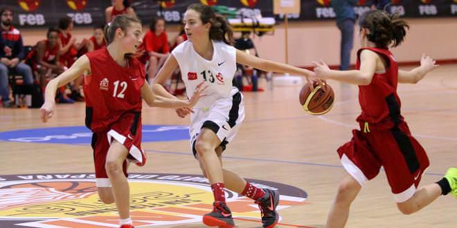 Minibasket femenino