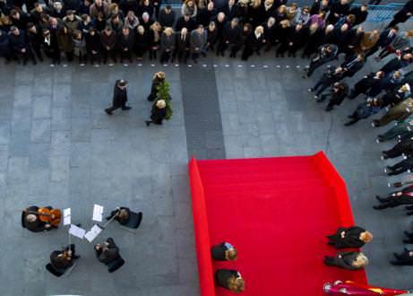 Acto In Memoriam por las Victimas del Terrorismo 11-M