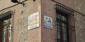 Callejero electrónico Madrid