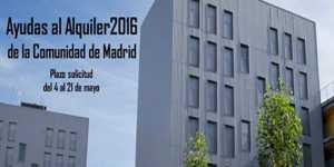 Simulador para Ayudas al alquiler de Madrid
