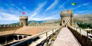 Visitas teatralizadas a castillos de Madrid. Castillo de Manzanares el Real