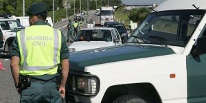 Guardia Civil. Operación en Pinto y Ciempozuelos