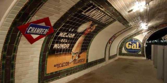 metro chamberi