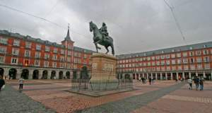 aparcamiento Plaza Mayor Madrid