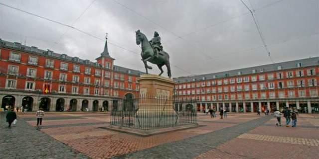 aparcamiento Plaza Mayor Madrid