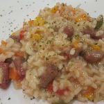 Receta para elaborar un 'risotto' oriental