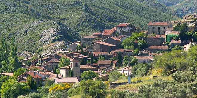 Patones de Arriba. Foto: Wikimedia.com