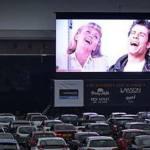 El primer autocine de Madrid se estrena con 'Grease' el 24 de febrero