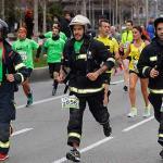 La Carrera Bomberos de Madrid reúne a más de 4000 participantes