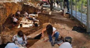 valle neandertales centro interpretación arqueólogos
