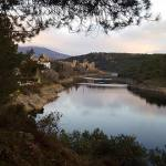 Ruta al embalse de Puentes Viejas desde Buitrago del Lozoya