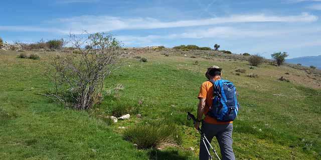 Ruta senderismo Chorrera de Rovellanos