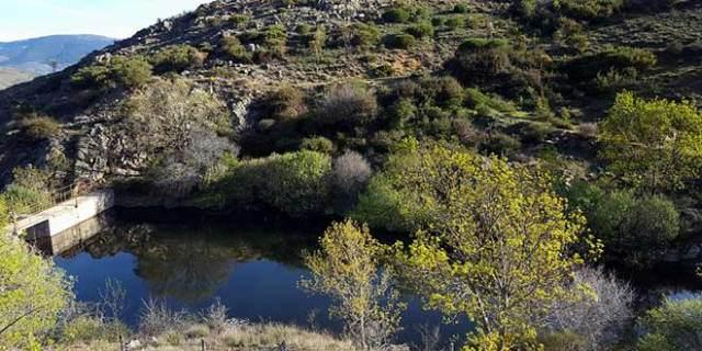 Ruta senderismo a la Chorrera de Rovellanos