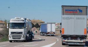 Robo de camiones con el método 'surfeando'