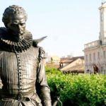 Don Quijote y Sancho recorren Alcalá de Henares