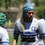 Primera Copa Ibérica de rugby femenino, en Pozuelo de Alarcón