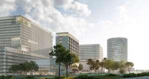 nuevo hospital la paz parque sureste