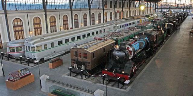 museo ferrocarril