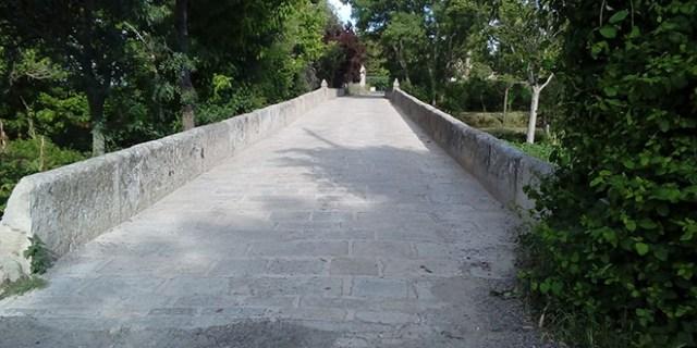 puente calzada romana
