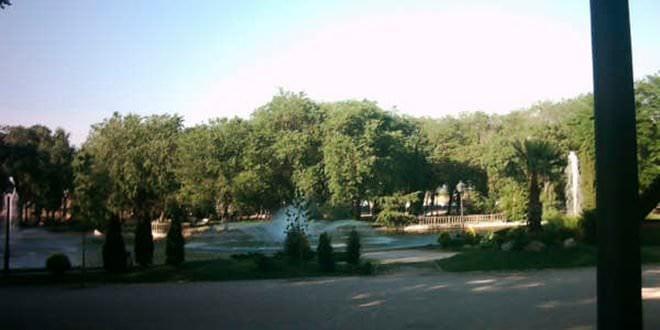 Parque Dehesa Boyal Villaverde