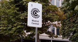Cartel Madrid Central
