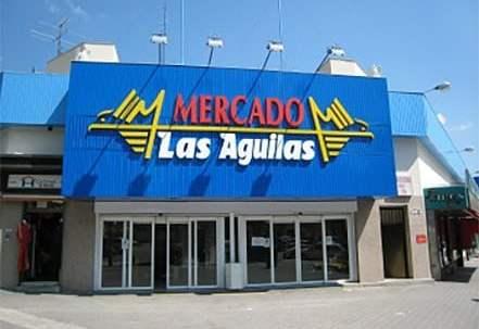 Mercado de las Águilas La Latina Renovación