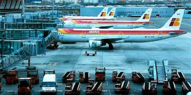 aeropuerto Madrid Barajas Organización Vietnamitas Policía