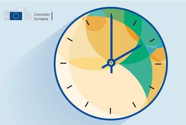 cambio hora reloj invierno