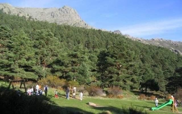 rutas de senderismo en Madrid valle barranca