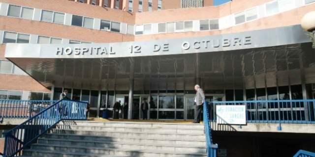 Hospital 12 de octubre estudio covid-19