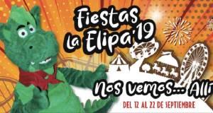 Fiestas de La Elipa 2019. cartel