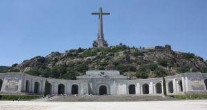 exhumacion franco valle caidos