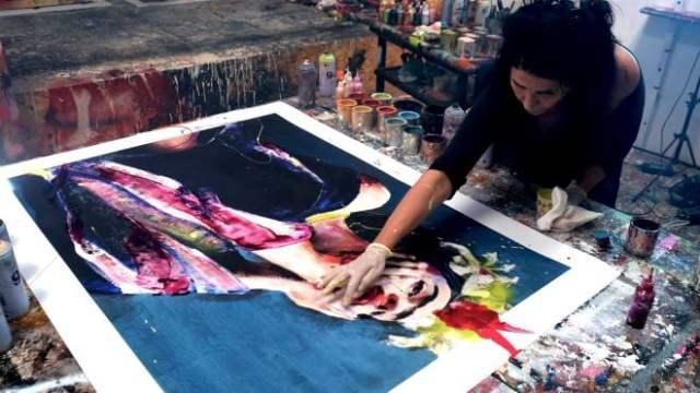 lita cabellut pinturas