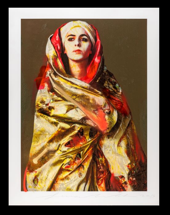 lita cabellut secret vehind the veil