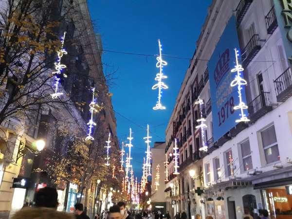 luces Navidad 2020 callao