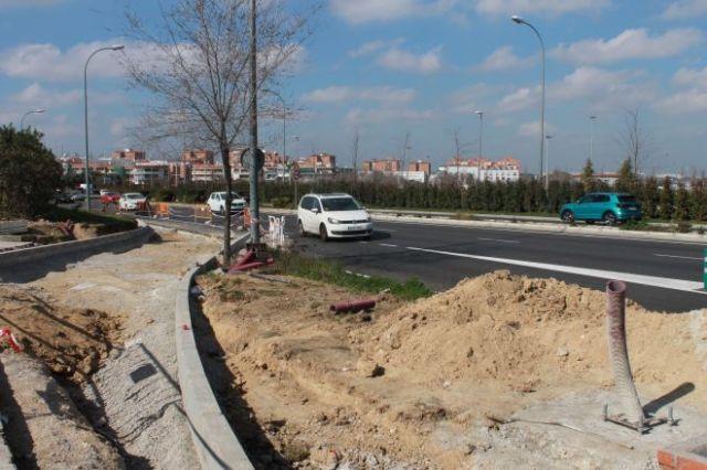 nueva entrada obras movilidad barrio rosas