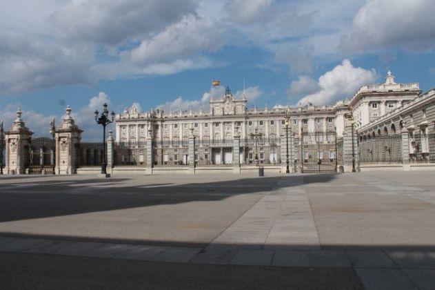 palacio real madrid otra mirada