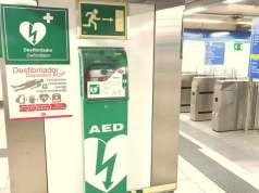 desfibriladores metro madrid