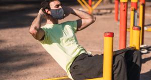 Remendaciones del uso de la mascarilla mientras se práctica deporte